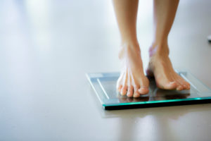 weight loss measurement scale